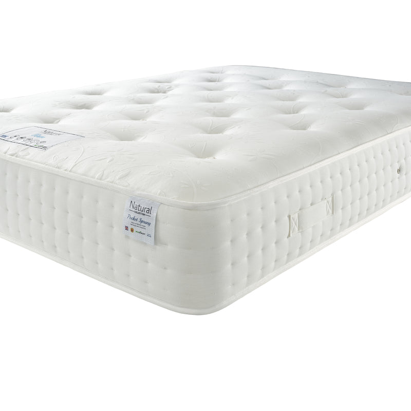 Eco Firm Mattress Full Close Up