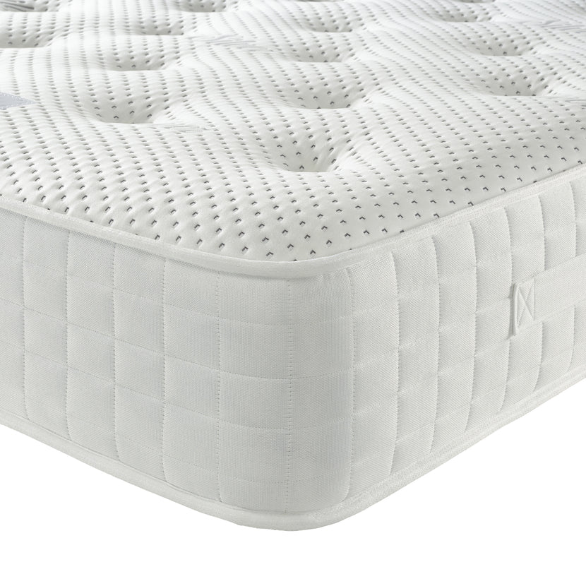 Pocket Dream Mattress Corner Close Up