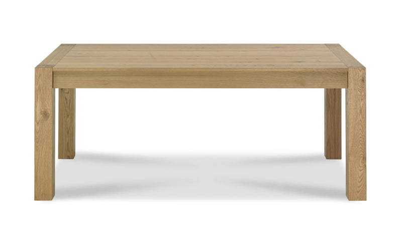 Tuscany Light Oak Large End Extension Table
