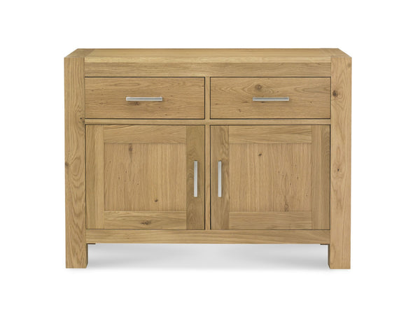 Tuscany Light Oak Narrow Sideboard