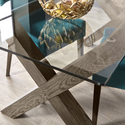 Glass Dining Tables | NCF Living
