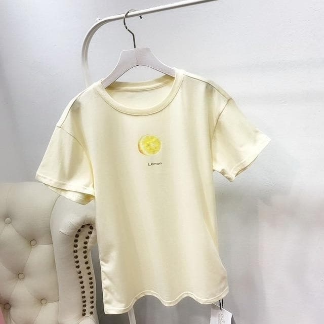 Fruit Tee - authentic Asian fashion from Korea, Japan and China.