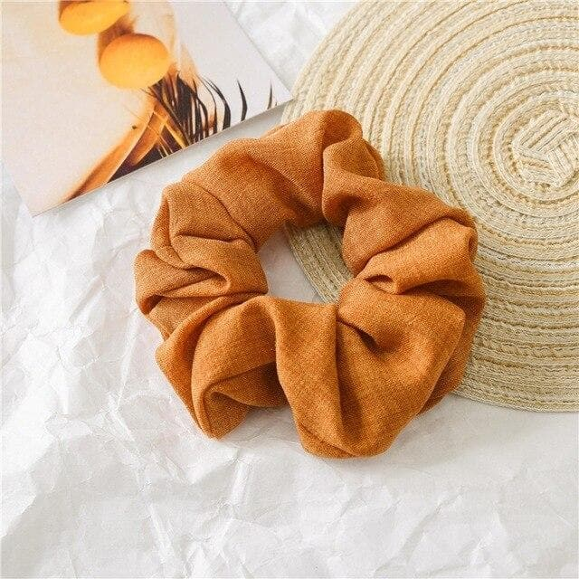 Soft Hair Scrunchie - authentic Asian fashion from Korea, Japan and China.