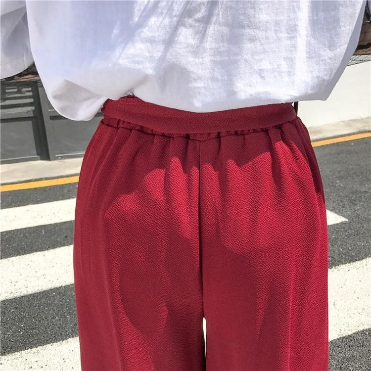 Palazzo Pants - authentic Asian fashion from Korea, Japan and China.