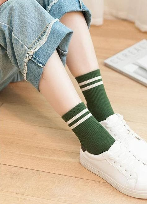 Tennis Socks - authentic Asian fashion from Korea, Japan and China.