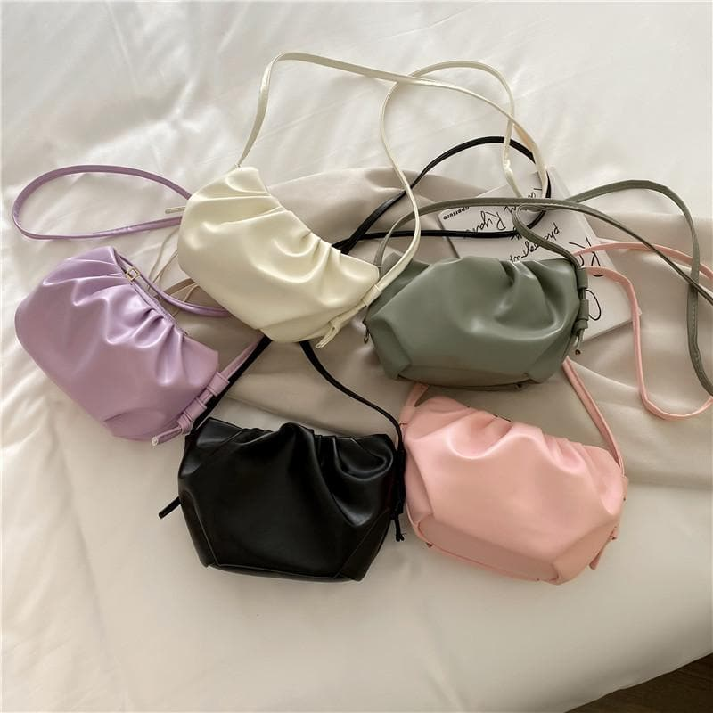 Dumpling Bag - authentic Asian fashion from Korea, Japan and China.