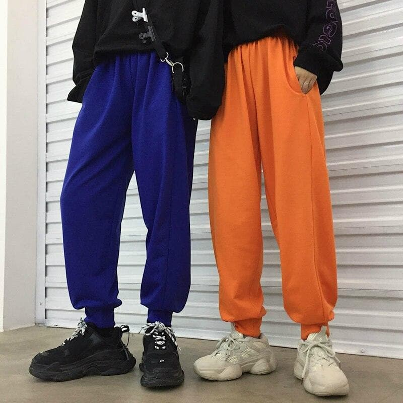 Leisure Joggers - authentic Asian fashion from Korea, Japan and China.