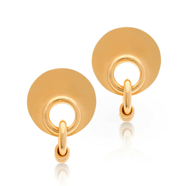 ROBIN GOLD EARRINGS