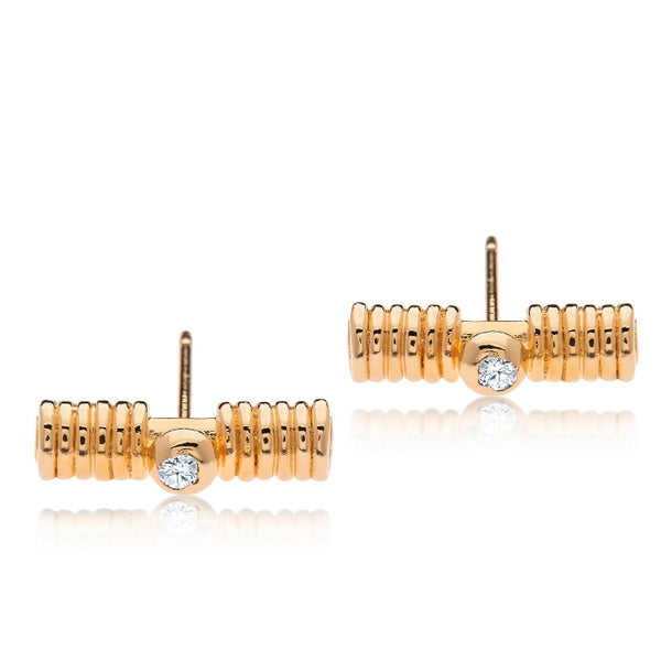 VAL GOLD EARRINGS