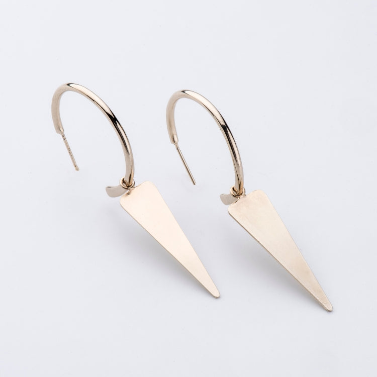 Klif - Gold Earrings