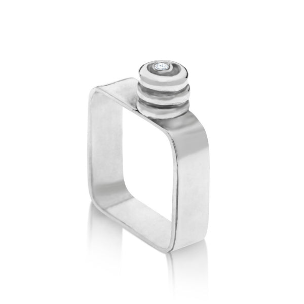 LONNIE SILVER RING