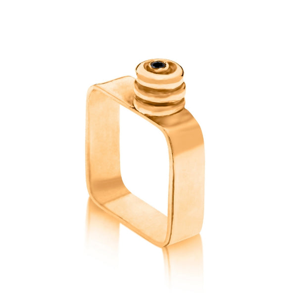 LONNIE GOLD RING