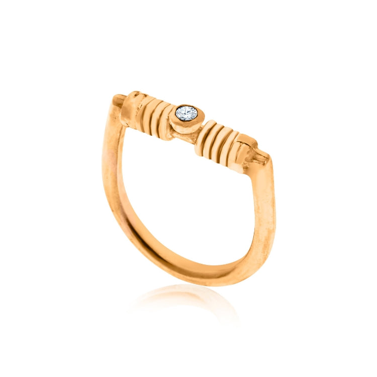 Jude - Gold Ring