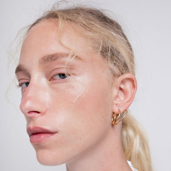 Terry - Gold Earrings