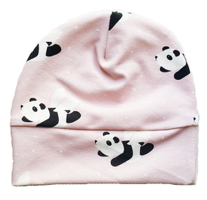 Beanie mutsje 'Flying Panda' - HEY BB