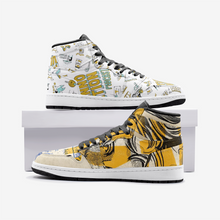 Load image into Gallery viewer, Twinnologos Unisex Sneakers - The Lisp & The Curse
