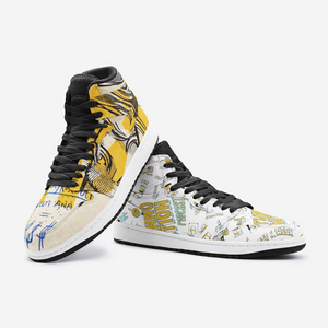 Twinnologos Unisex Sneakers - The Lisp & The Curse