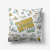 TaylorMade 3.0 Premium Hypoallergenic Throw Pillows