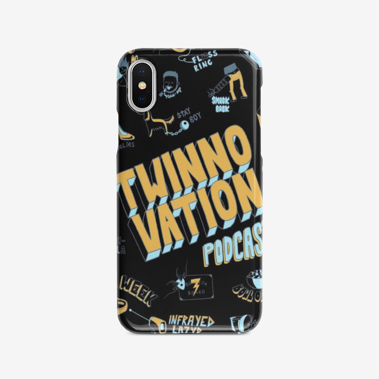 Twinnovation iPhone cases