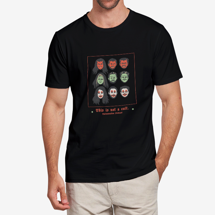 This is NOT a cult - Heavy Cotton Adult T-Shirt