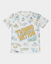 Load image into Gallery viewer, Twinnovation Nation's White Tee