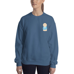 Single Almond Sweatshirt - Baby Davey