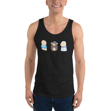 Load image into Gallery viewer, Twinnovation Unisex Single Almond Tank Tops
