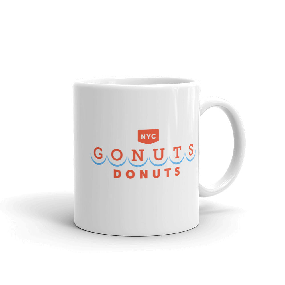 GoNuts for Donuts Mug