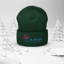 Load image into Gallery viewer, Sac Labs Embroidered Cuffed Beanie