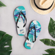 Load image into Gallery viewer, Summer Szn Flip-Flops