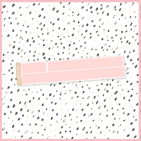 City Chic 15mm Washi Strip