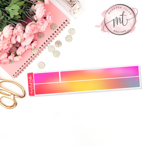 Miami 15mm Washi Strip