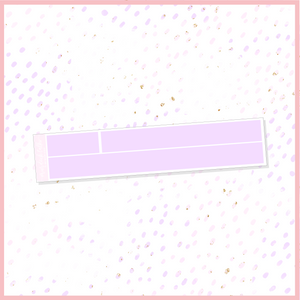 Glam-mas 15mm Washi Strip