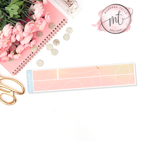 Happy Hobbies 15mm Washi Strip
