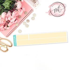 Egg Hunt 15mm Washi Strip