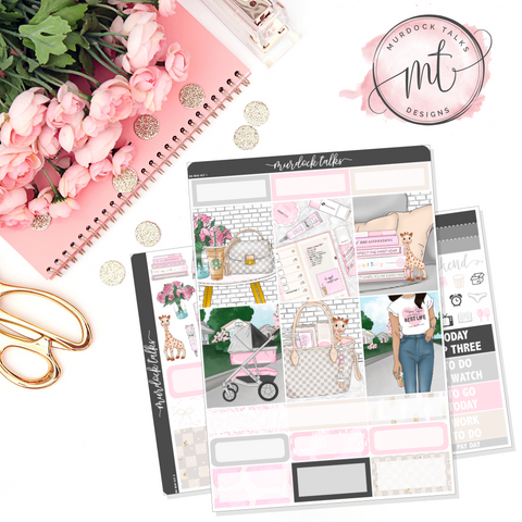 Mom Life B6 WO2P Mini Kit