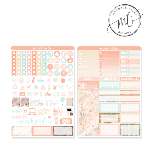 Pastel Fall FULL Kit