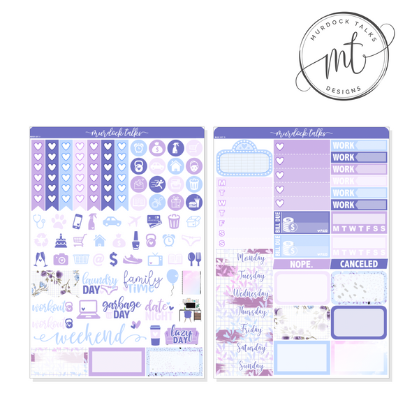 Lavender Dreams Base Kit