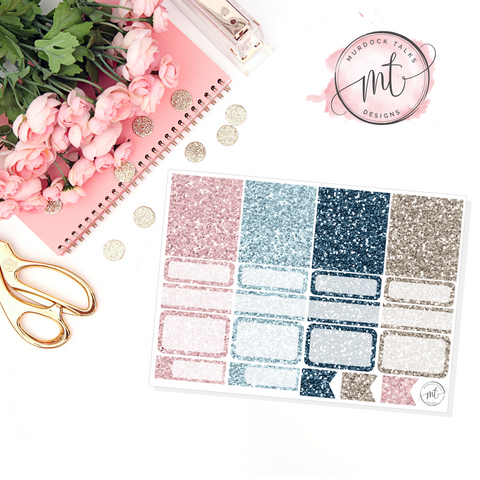 Beauty Guru Glitter Sampler