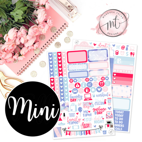 Birthday Babe MINI Kit || Vertical