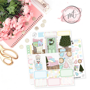Deck the Halls B6 WO2P Mini Kit
