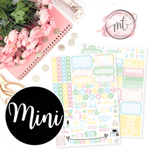 Deck the Halls MINI Kit || Vertical