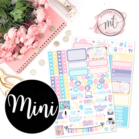 Easter MINI Kit || Vertical