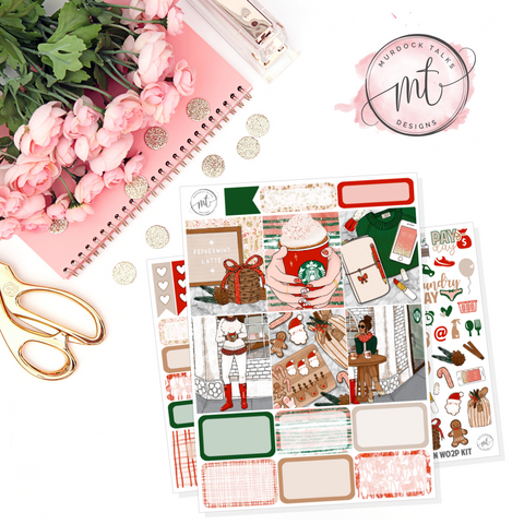 Holiday Cheer B6 WO2P Mini Kit