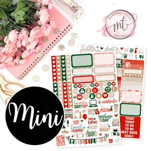 Holiday Cheer MINI Kit || Vertical