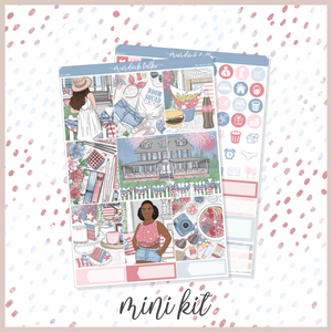Red, White & Boom MINI Kit