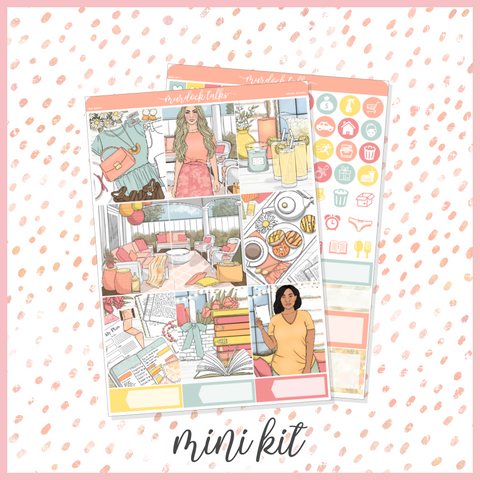 Spring Reading MINI Kit