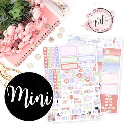 Pages MINI Kit || Vertical