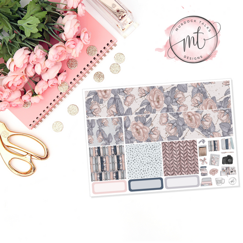 Planner Boss Washi || Vertical