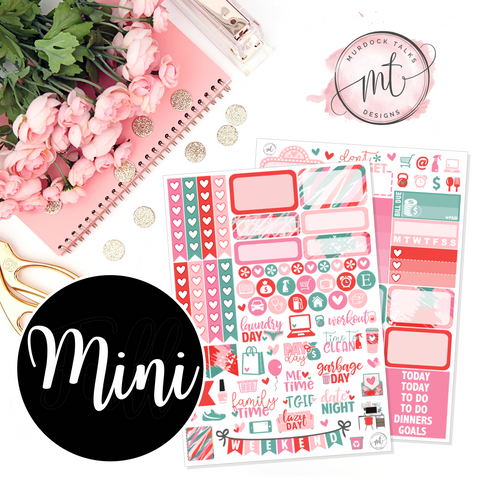 Valentine MINI Kit || Vertical